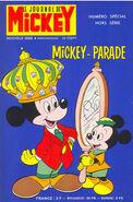 Mickey Parade n° 723bis