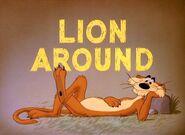 Title Card Attention au lion