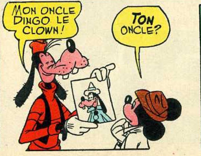 Dingo le Clown