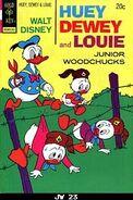 Huey, Dewey and Louie Junior Woodchucks n°23