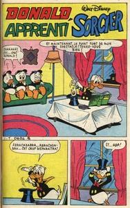 Donald, apprenti sorcier