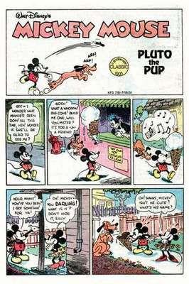 Pluto le chiot