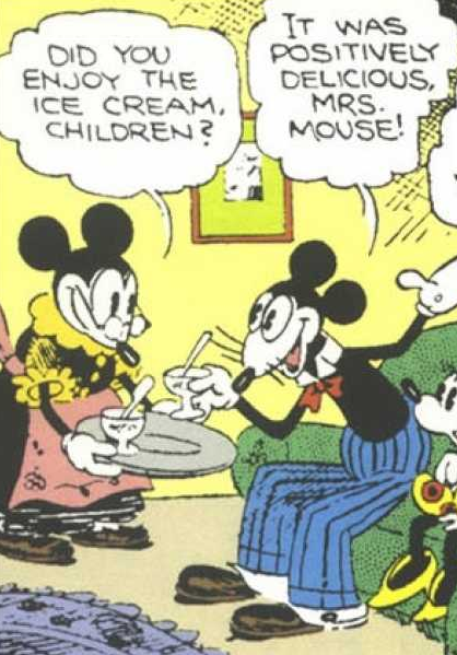 Margie Mouse
