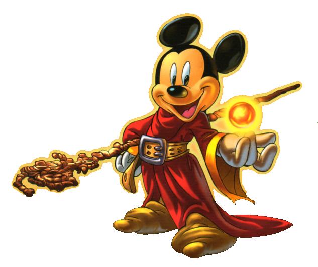 Mickey (Cycle des magiciens)