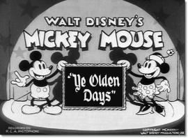 Mickey au Moyen Âge