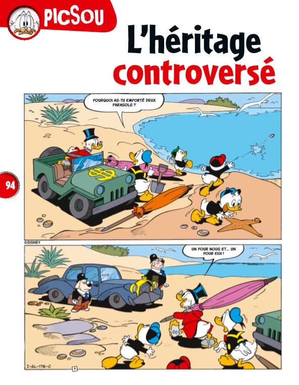 L'héritage controversé