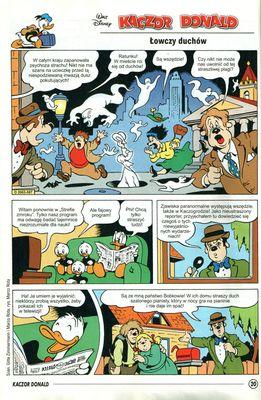 Chasseur de fantômes (histoire de Marco Rota et Gitte Zimmermann)