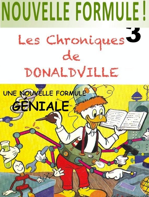 Scrooge MacDuck/Les Chroniques de Donaldville (3)