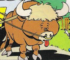 Johnny (taureau)