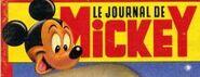 Quatrième logo du Journal de Mickey