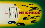 Title card The New Neighbor