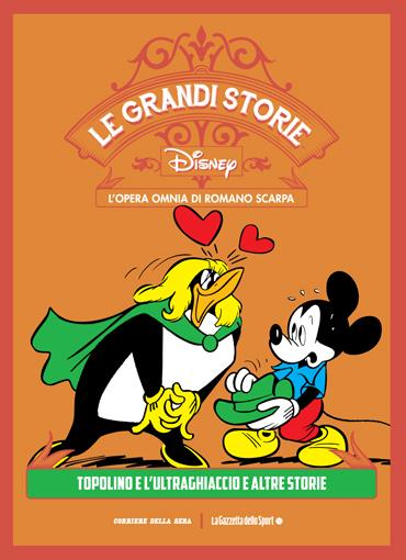 Mickey rencontre le professeur Neutron