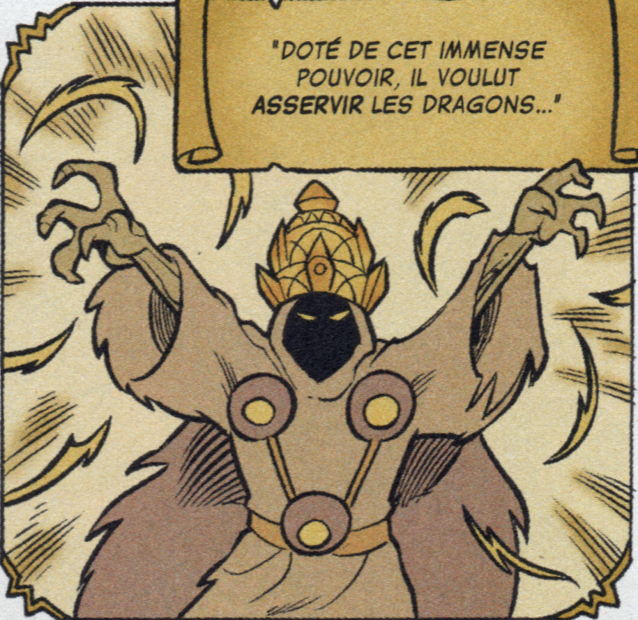 Yensid (Cycle des magiciens)