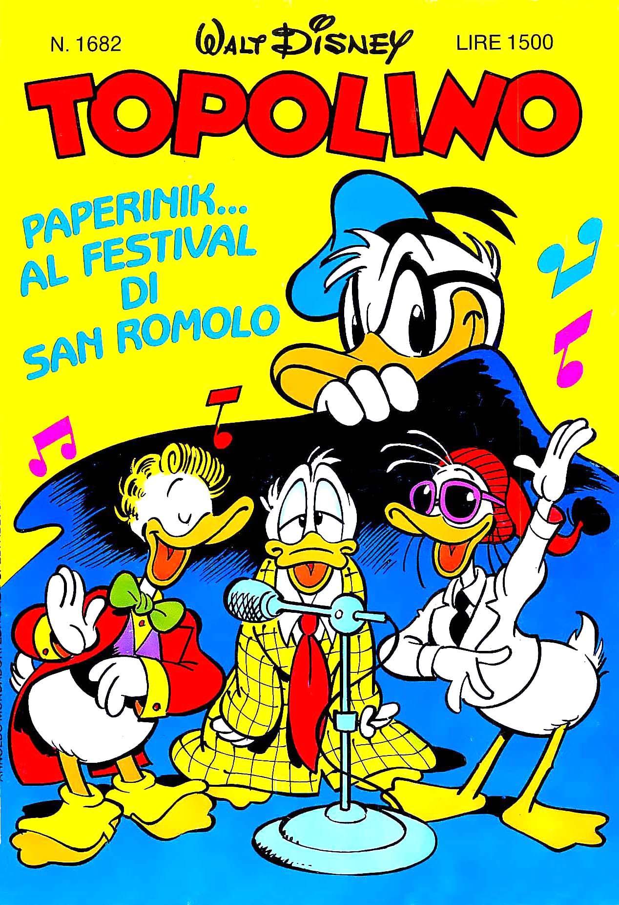 Panique au festival de San Trémolo !