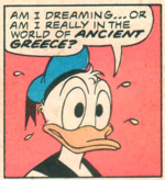 Donald Duck par Bob Gregory.png