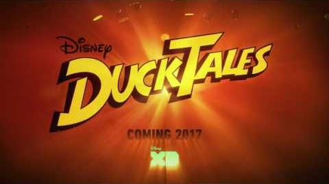 DuckTales Teaser Trailer