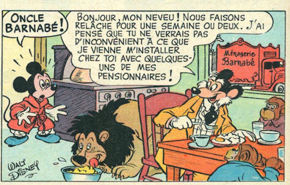 Barnabé Mouse
