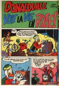 Donaldville voit la vie en rose !