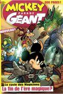 Mickey Parade Géant n°334