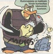 Alf et Snort