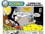 Le canard le plus pauvre de Donaldville