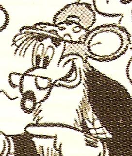 Albemarle Mouse