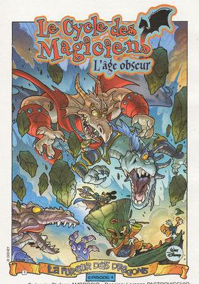 La fureur des dragons