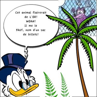 Scrooge MacDuck/Le Gnouf