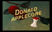 Title Card Le Verger de Donald