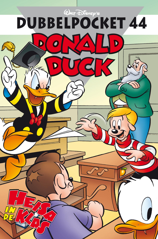 Donald super maître d'école modèle