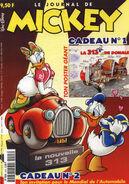 Le Journal de Mickey n°2415