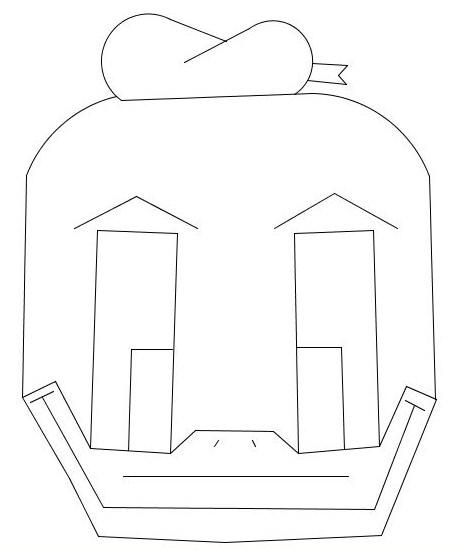 Potomac/Dessins de Donald stylisé avec GéoGebra