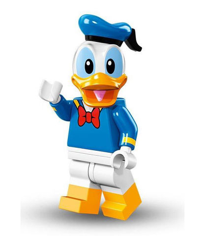 Dark Yada/Donald, Daisy, Mickey et Minnie... en LEGO