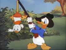 Donald garde-champêtre