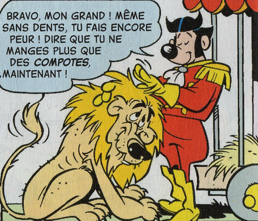 Brutus (lion)