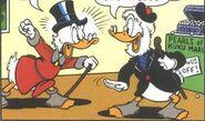 Balthzar Picsou et Archibald Gripsou