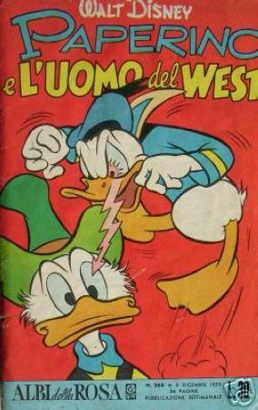 Donald, terreur de l'Ouest !