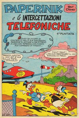 Fantomiald & les écoutes téléphoniques