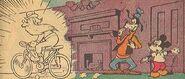 Jonathan Harker, Dingo et Mickey Mouse