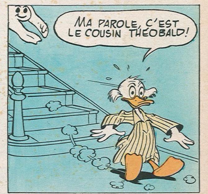 Théobald (cousin de Balthazar Picsou)