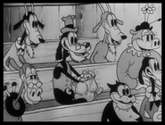 Dippy Dawg Mickey au théâtre