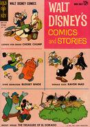 Walt Disney's Comics and Stories n° 265