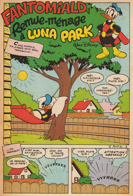 La fièvre de Luna Park !