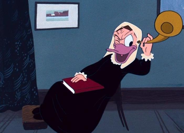 Mère de Daisy Duck
