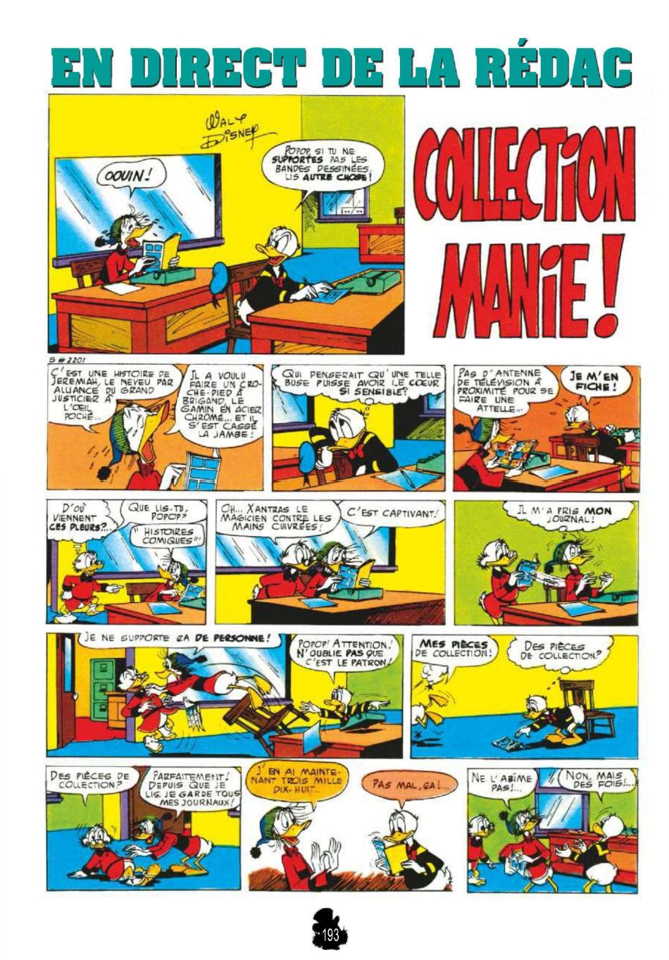 Collection manie !