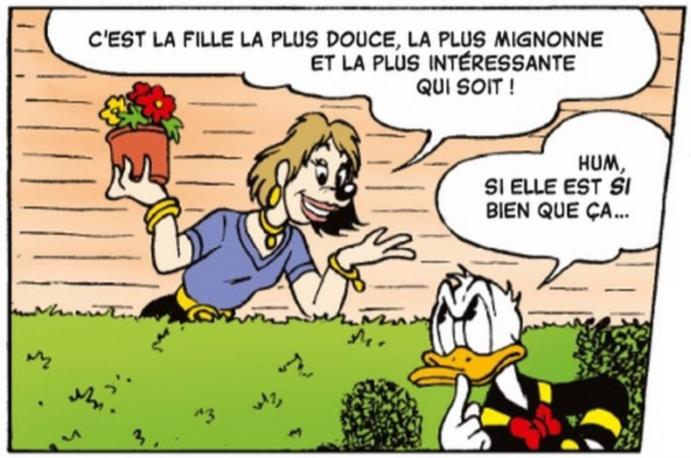 Linda (voisine de Donald Duck)