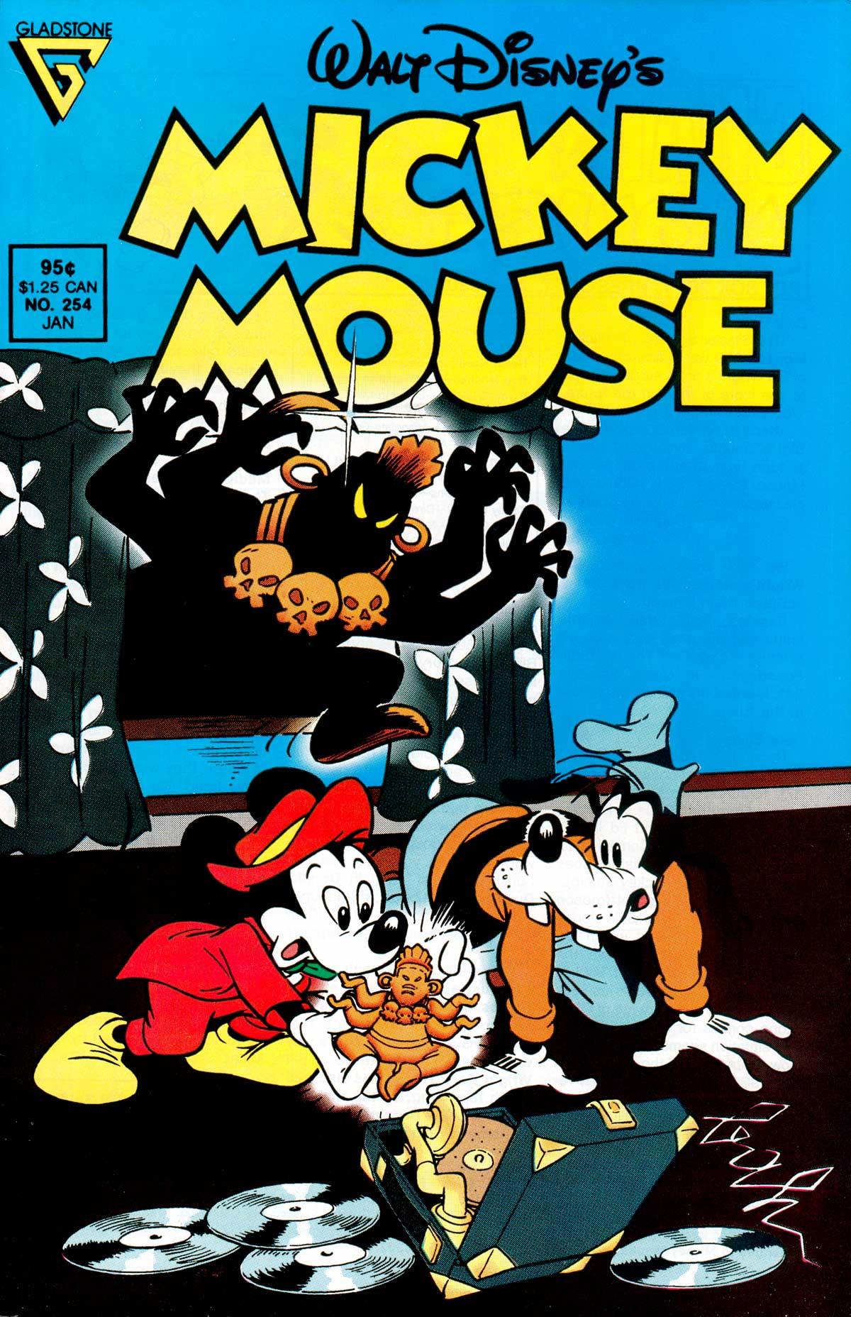 Mickey et le mystère de Kali