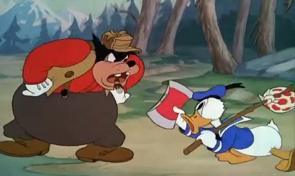 Donald bûcheron