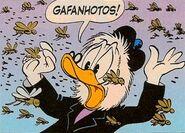Archibald Gripsou par Carl Barks