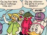 Cousins et oncles de Donald Duck